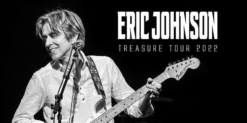 Eric Johnson: Treasure Tour 2022